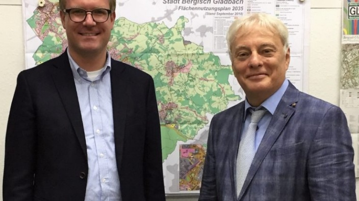Fragen und Antworten zum neuen Flächennutzungsplan (FNP) 2035 für Bergisch Gladbach