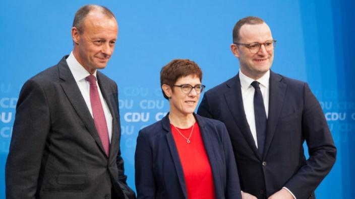 Bergisch Gladbacher CDU-Mitgliedern wünschen sich Friedrich Merz als Bundesvorsitzenden